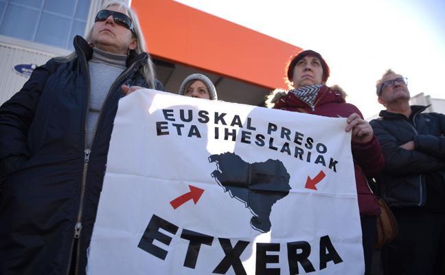 Sortu llama a «llenar las calles» de Bilbao este sábado para «vaciar las cárceles» de presos de ETA