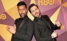 Ricky Martin anuncia que se ha casado con Jwan Yosef