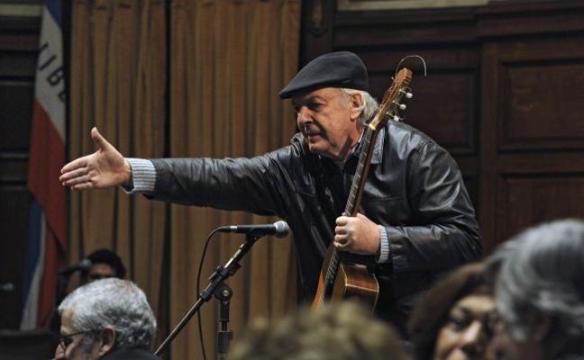 Viglietti y la música de resistencia