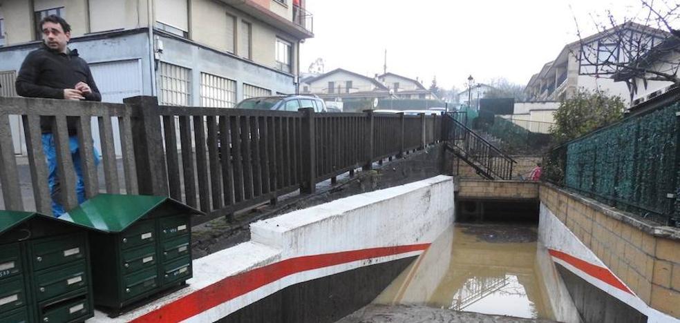 Muxika: el día después del diluvio
