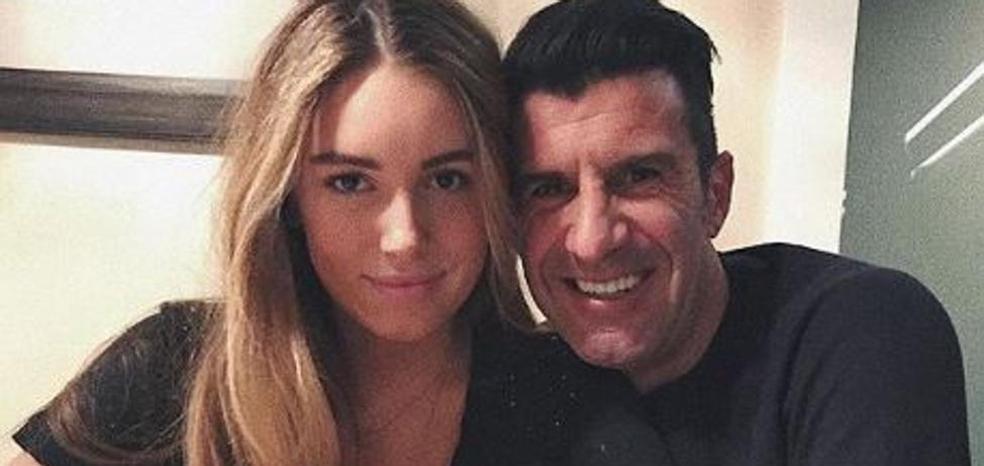 La hija de Luis Figo niega protagonizar un vídeo sexual
