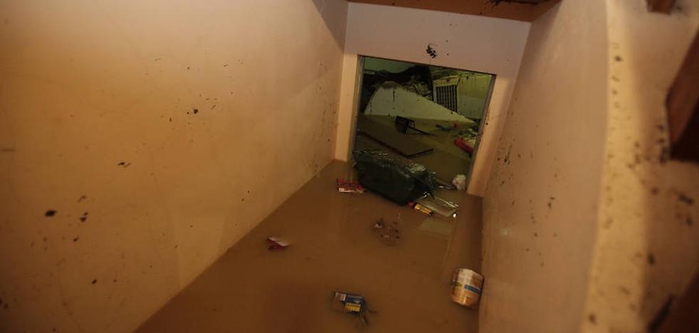 Inundaciones sin alerta previa