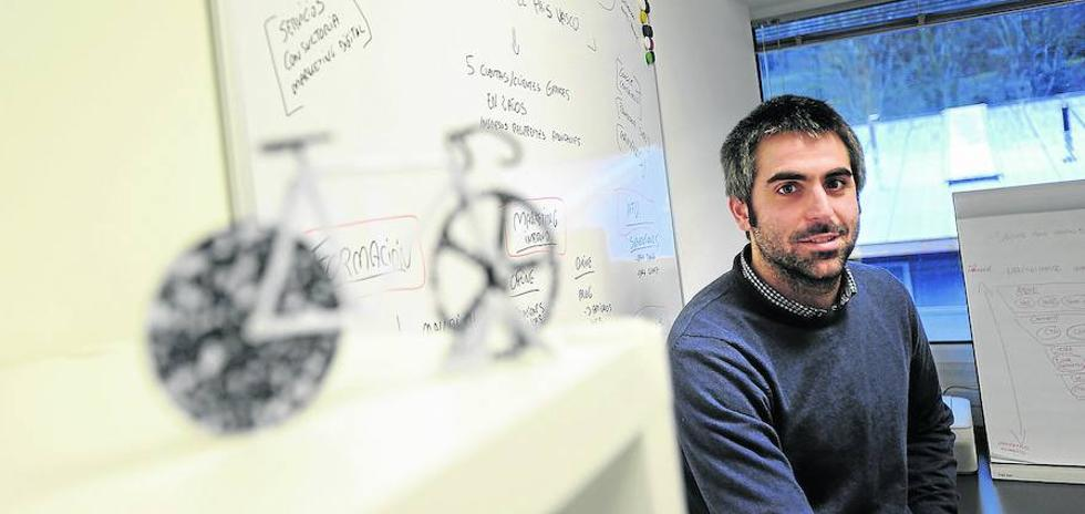 «Una empresa industrial no busca solo un diseño, quiere que le llamen»