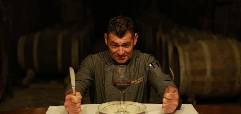 Fabián Tofolón: «Hasta al pan le ponemos vino»