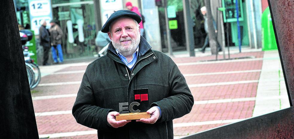 Iñaki Lasa: «Olentzero es una personificación del tronco de Navidad pagano, no tiene género»