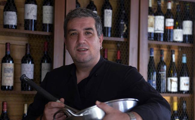 Joseba Cojo: «Cocinar para los atletas de Barcelona '92 fue la mejor experiencia de mi vida»