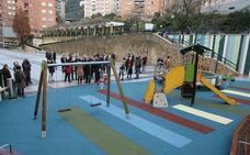 El Ayuntamiento invierte 900.000 euros en la mejora de la Plaza Uzturre en Matiko