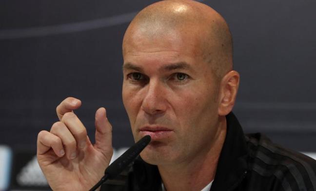 Zidane: «No estamos tan mal como se dice»