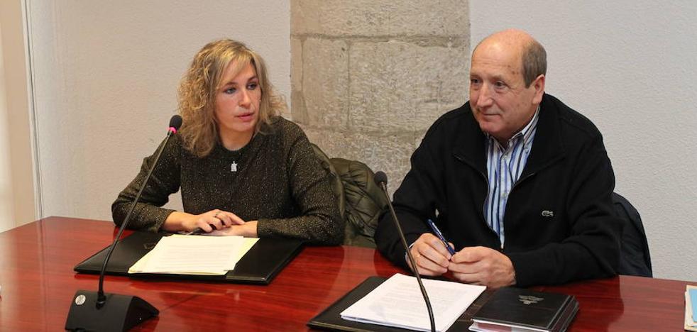 Treviño traslada su «problema de vida» a las Cortes de Castilla y León