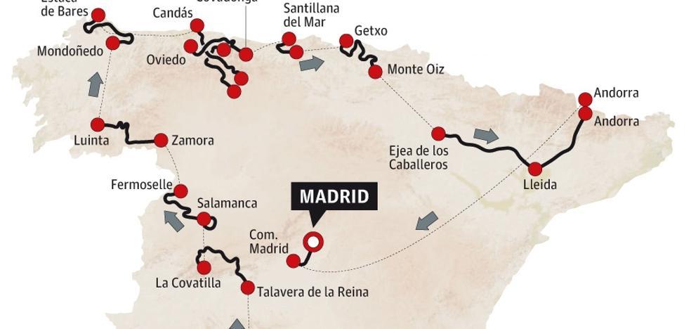 Bizkaia le pone el mejor Balcón a la Vuelta
