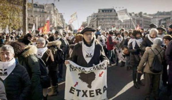Francia trasladará en las próximas semanas a presos de ETA a cárceles cercanas a Euskadi