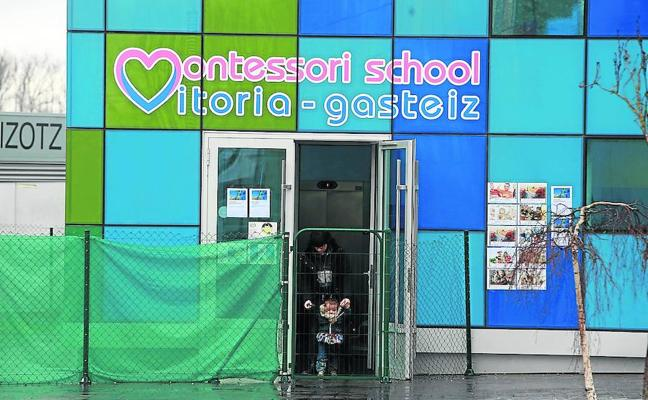 Un informe jurídico revela que el Bakh acogió de manera irregular a Montessori School