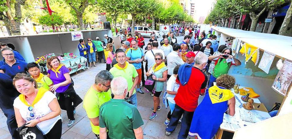 La Plataforma del Voluntariado participa en un centenar de actividades en el último año