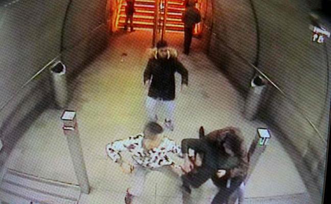 La Policía de Sestao detiene a otro de los implicados en la agresión en el metro