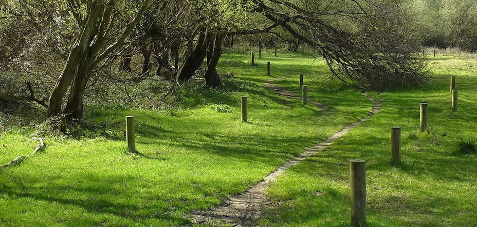 Ortuella mejorará el parque de La Balsa y su conexión peatonal