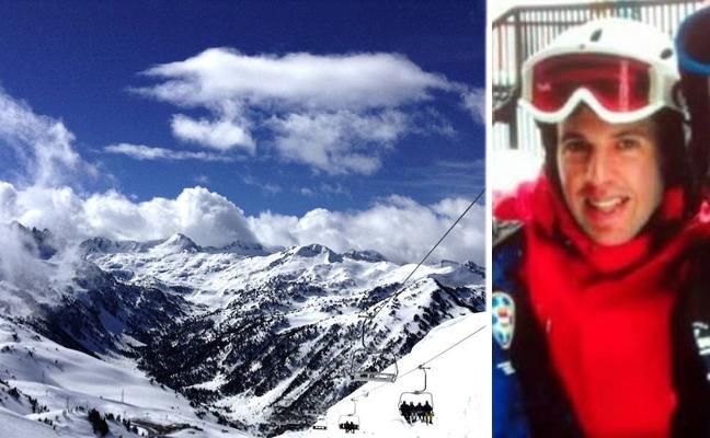 Fallece un vecino de Bilbao en la estación de esquí de Baqueira