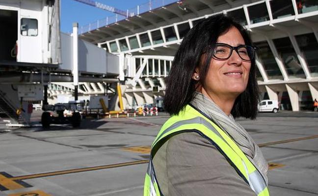 «El aeropuerto de Bilbao no se va a saturar aunque sigamos creciendo al 8%»