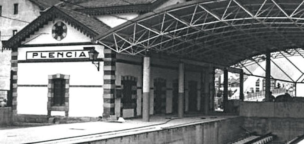 Veinte escritores conmemorarán el 125 aniversario de la llegada del tren a Plentzia
