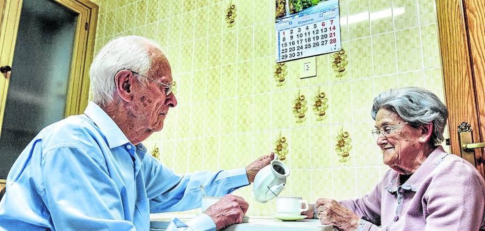 El frío dispara todo tipo de enfermedades en los mayores