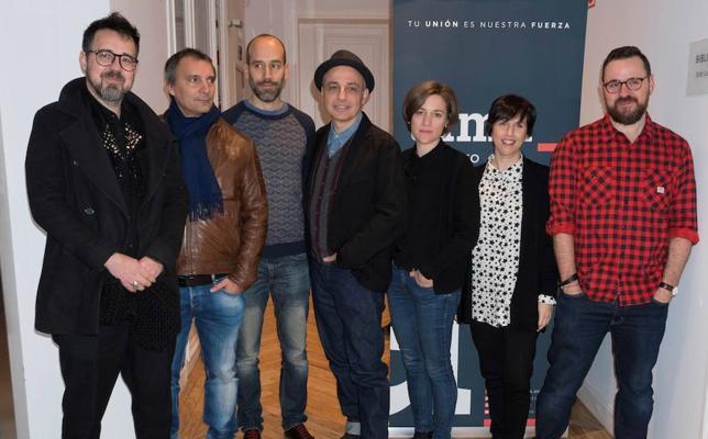 Los guionistas reclaman un papel más visible