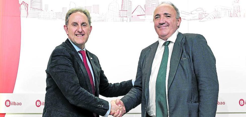 Bilbao suscribe un convenio con Iberdrola para instalar otras dos electrolineras