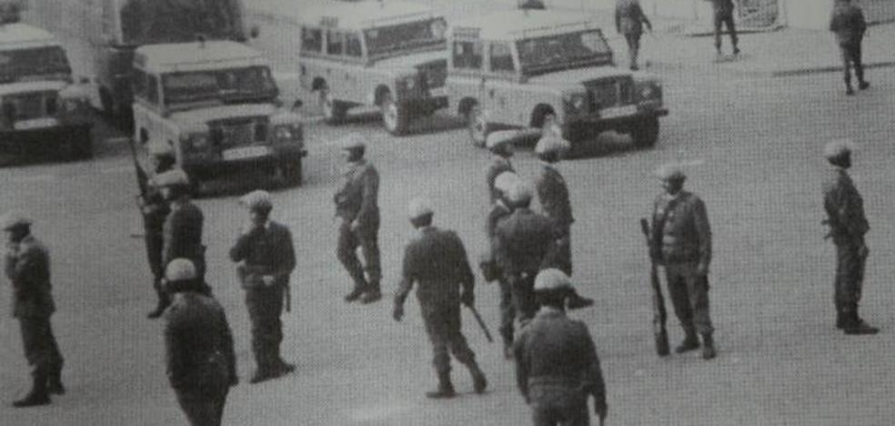 El Constitucional no admite la demanda de las Juntas de Álava contra el archivo de la causa por los hechos del Tres de Marzo