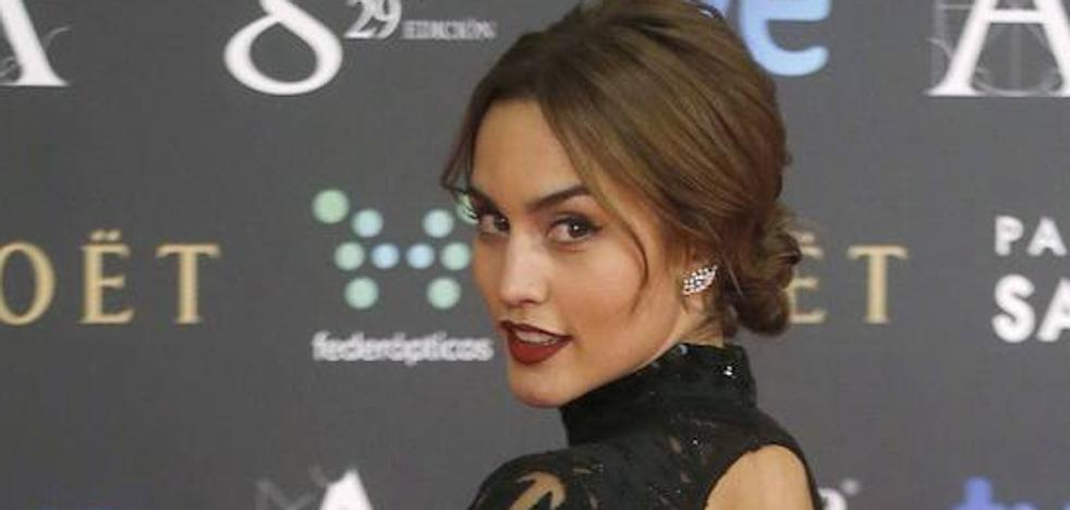 Megan Montaner regresa a Telecinco