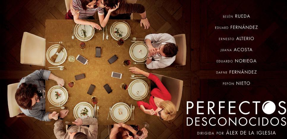 'Perfectos desconocidos' lidera la taquilla española seis semanas después de su estreno