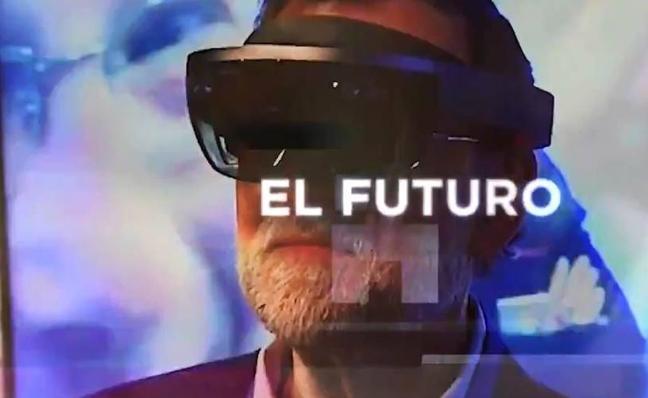 Rajoy y el 'procés', en el 'spot' de 'Black Mirror'