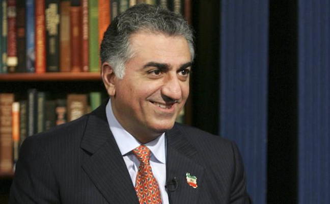 Reza Palhevi, listo para volver a Irán