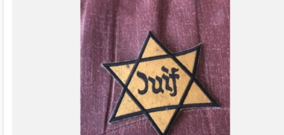 Una web de compraventa francesa pide disculpas por anunciar objetos nazis
