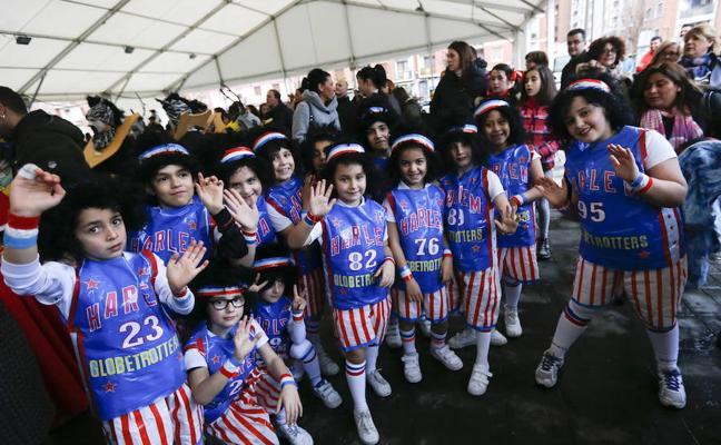 El carnaval de Basauri repartirá casi 5.000 euros en premios