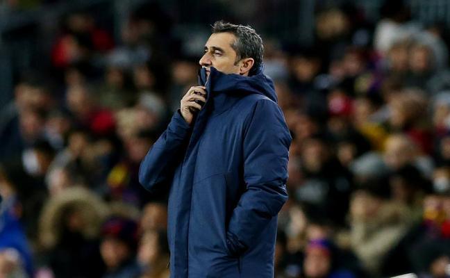 Valverde: «Es un derbi, las distancias que existen en Liga se reducen»