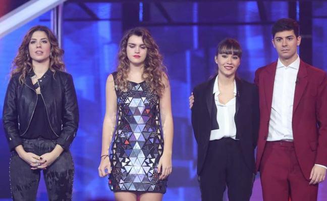 Amaia, Alfred, Miriam y Aitana ya son finalistas de 'Operación Triunfo'