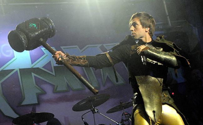 Gloryhammer, euforia en el pecho