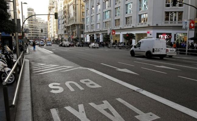 La restricción del tráfico en Madrid redujo la contaminación un 26%