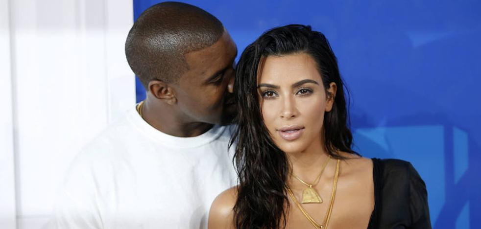 Kim Kardashian anuncia la llegada de su tercer hijo por vientre de alquiler