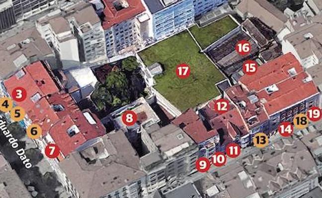 La gran operación que transformará el centro de Vitoria