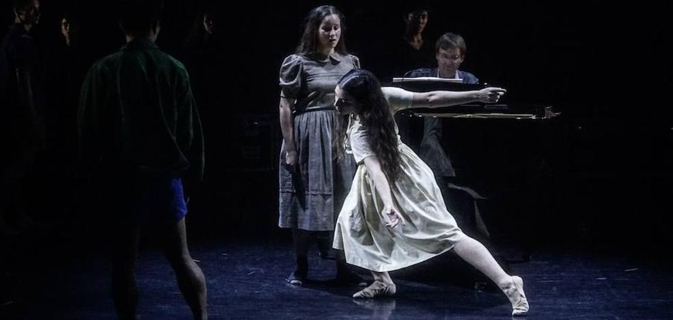 Marseilleko Operan estreinatu berri den Apparition obra, Arriagan ikusgai