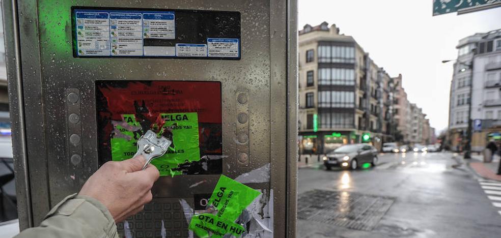 El Ayuntamiento de Bilbao deja de ingresar 35.000 euros al día por la huelga de la OTA
