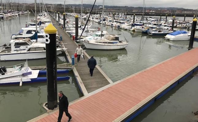 Pistoletazo de salida a la mayor reforma del puerto deportivo de Santurtzi