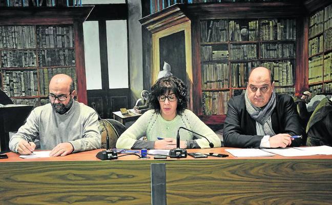 El PP jarrero resume la gestión del tripartito como «fuegos de artificio»