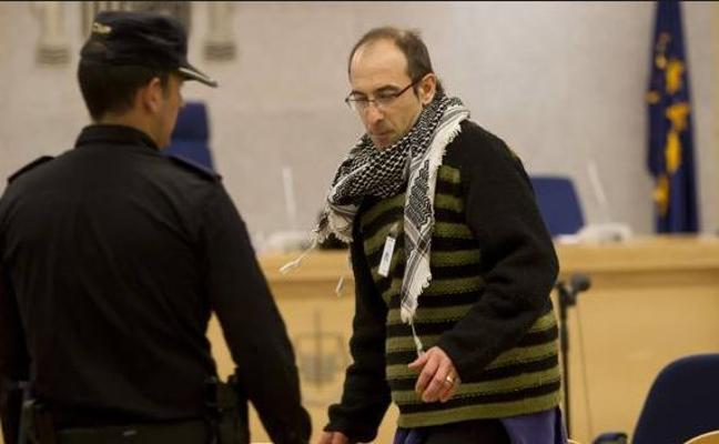El preso de ETA enfermo Ibon Iparragirre será trasladado a Mondragón el viernes