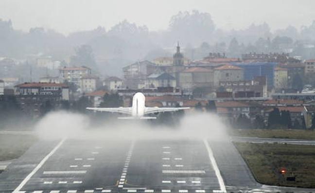 Loiu entra en la lista de los 20 aeropuertos más puntuales del mundo