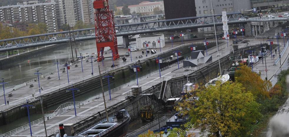 La Diputación recela del plan para abrir un túnel del viento junto al Museo Marítimo