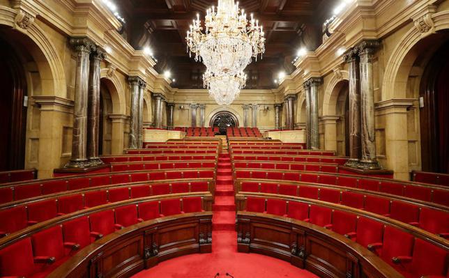 Puigdemont: «Nada puede doblegar al independentismo»