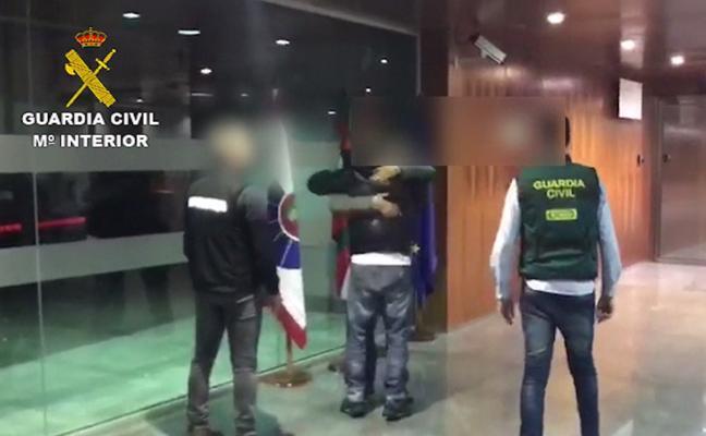 El hombre secuestrado dos veces en Rentería, víctima de una deuda de su hermano por drogas