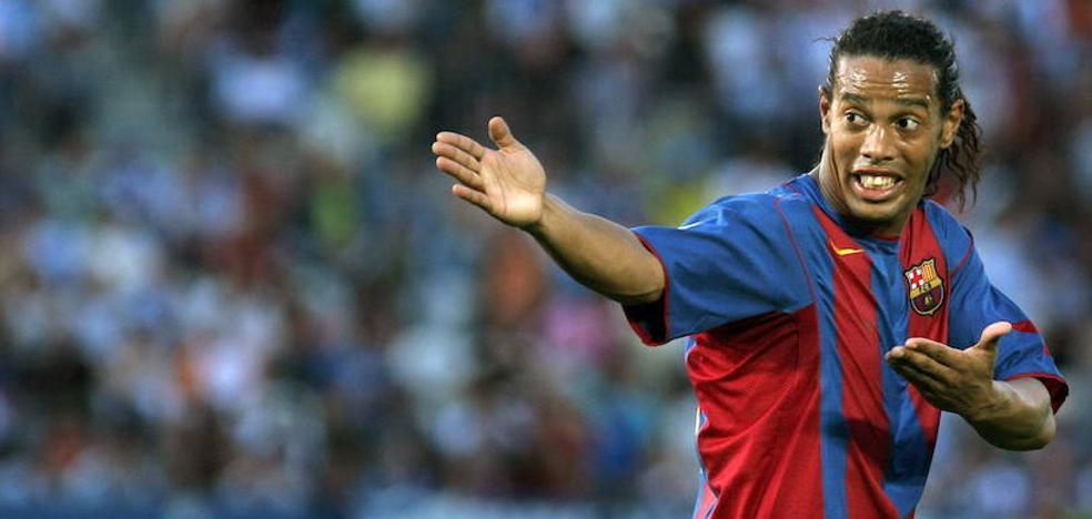 Ronaldinho Gaúcho se retira