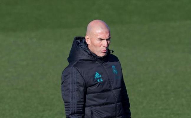 Zidane: «No me imagino un Real Madrid sin Cristiano»