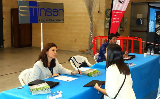 El I Foro de Empleo facilita la firma de cerca de 40 contratos